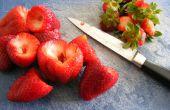 Hacer un Smoothie de frutas