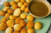 Pani puri/Gol Gappa (indio calle comida) - la manera más simple!
