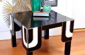IKEA Hack Art Deco mesa