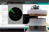 DIY 360 grados SODAR dispositivo