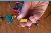 Usando un relé mecánico de 5 voltios