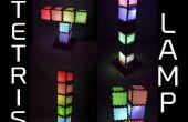 Lámpara Modular inspirado en Tetris