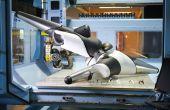 Estrategias CNC para el mecanizado de formas helicoidales