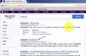 Cómo instalar Audacity en Windows 7
