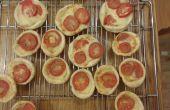 De Flo queso y tartas tomate (fáciles)