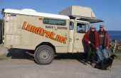 Cómo hacer un levante automático de techo en una autocaravana
