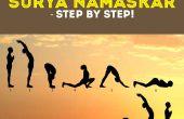 Cómo hacer Surya Namaskar, paso a paso!
