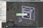 RMS - con Autodesk MeshMixer para crear un ladrillo modular penetrado