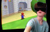 Mac: Jugar a juegos de N64 en el Oculus Rift