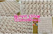 Puntada de Glover – patrón Crochet gratis