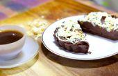 No cueza al horno tarta de Chocolate | Cocinando con Benji