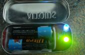 LED probador de Altoids
