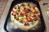 Introducción a la Pizza de fruta