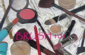 Maquillaje pinceles 101