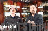 Bebida de día de los veteranos: antigua una marina