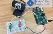 Inteligente cámara de $10 con frambuesa Pi