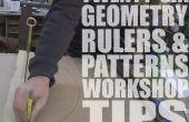 Colaboración de Jimmy DiResta: 26 geometría, reglas y patrones taller consejos