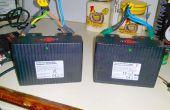 Aumentar la vida útil de una batería de arranque de litio.