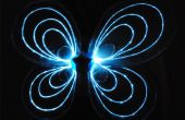 Lightwings: Fibra óptica alas de hadas