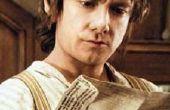 Pintura de Bilbo Bolsón