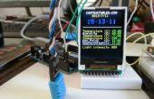 Monitor de entorno Arduino Mini ** actualización - RTC añadido ***