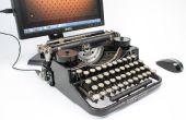 Kit de conversión de máquina de escribir USB