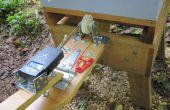Construir una escala para pesar colmenas de la abeja
