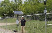 IoT industrial - cómo construir tu propio Pagoda al aire libre para clima, calidad del aire y otros sensores