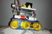 Arduino powered tanque RC