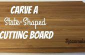Crear una tabla de cortar en forma estatal