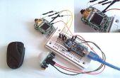 Cámara llavero de Arduino modificar movimiento detectar cámara
