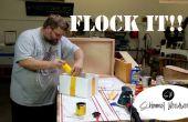 Hacer una caja de simple pluma