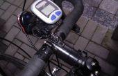 Montaje del manillar para bicicleta de equipo adicional (clip)