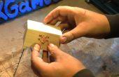 Hacer un cofre de madera Minecraft