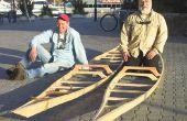 Construir un Kayak Groenlandia parte 3