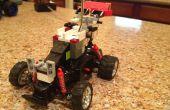 Fácil de hacer coches de Lego RC.