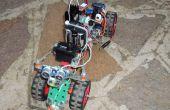 RoverBluetooth: Basado en Arduino Bluetooth coche