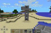 Elevador de Minecraft simple