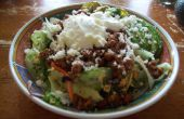 Fácil ensalada de Taco