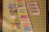 Divisores de DIY tarjeta CCG/TCG - Pokemon