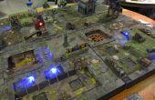 Mesa de juego Warmachine de Penny Arcade