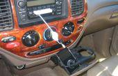 Cómo conectar el iPod a su estereofonia del coche