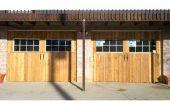 """Puertas de garaje de """"Cochera"""" caseros"""