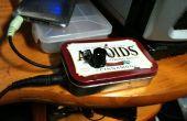 Mi primer amplificador Cmoy de auriculares!