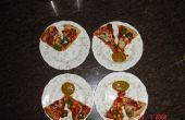 15 minutos Pizza (+ 5 min tiempo de cocción)