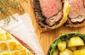Clásico carne Wellington