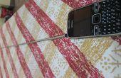 Hacer una antena de móvil para escuchar Radio FM sin auriculares