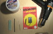 2.0: Hacer una célula Solar cargador del teléfono