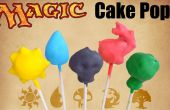Magic el encuentro Cake Pops