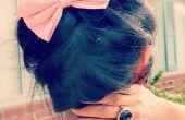 Tutorial de bollo del pelo